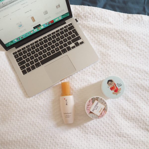 As lojas online onde vale a pena comprar cosmética coreana
