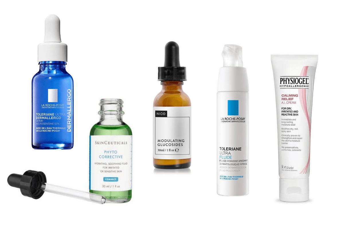 Tratamento pele sensível