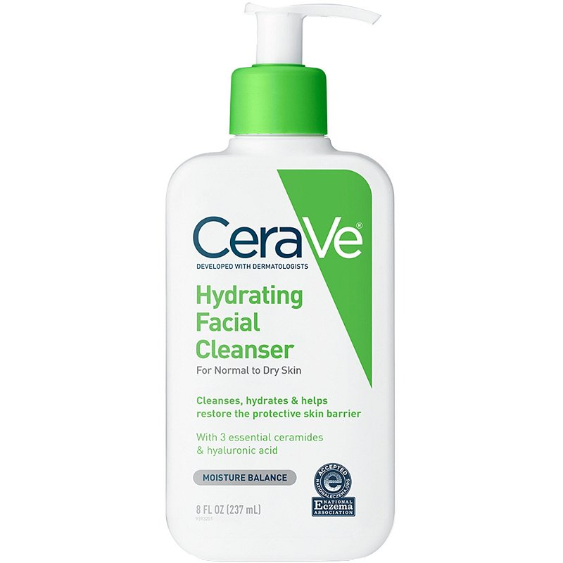 Favoritos 2020 - Cerave Hydrating Cleanser