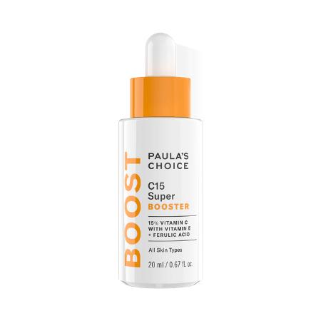 Antioxidantes em cosmética - Paula's Choicee C15 Booster