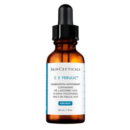 Antioxidantes em cosmética - Skinceuticals CE Ferulic